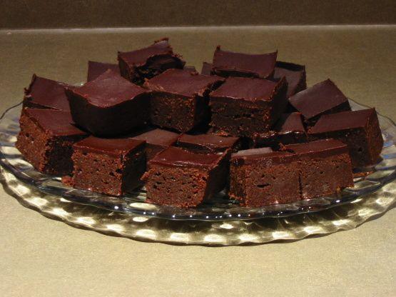 Chocolate Mascarpone Brownies Recipe - Food.com