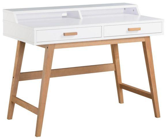 Dieser Schreibtisch Der Marke Xora Ist Ein Trendiger Hingucker In