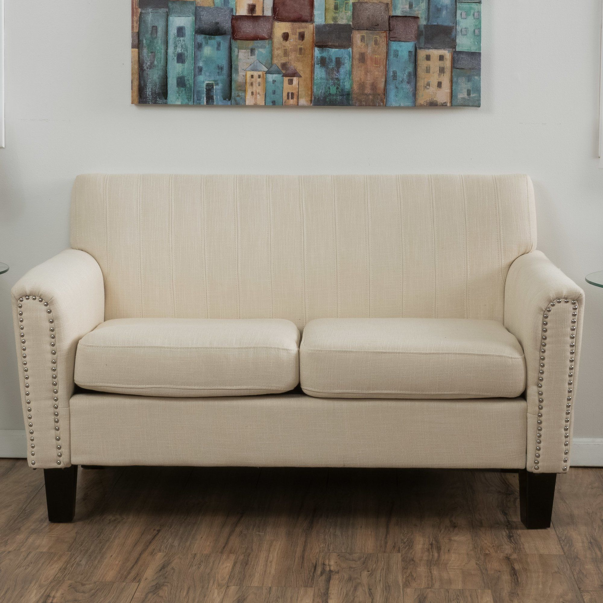 Main Image Zoomed Love seat, Diy living room furniture