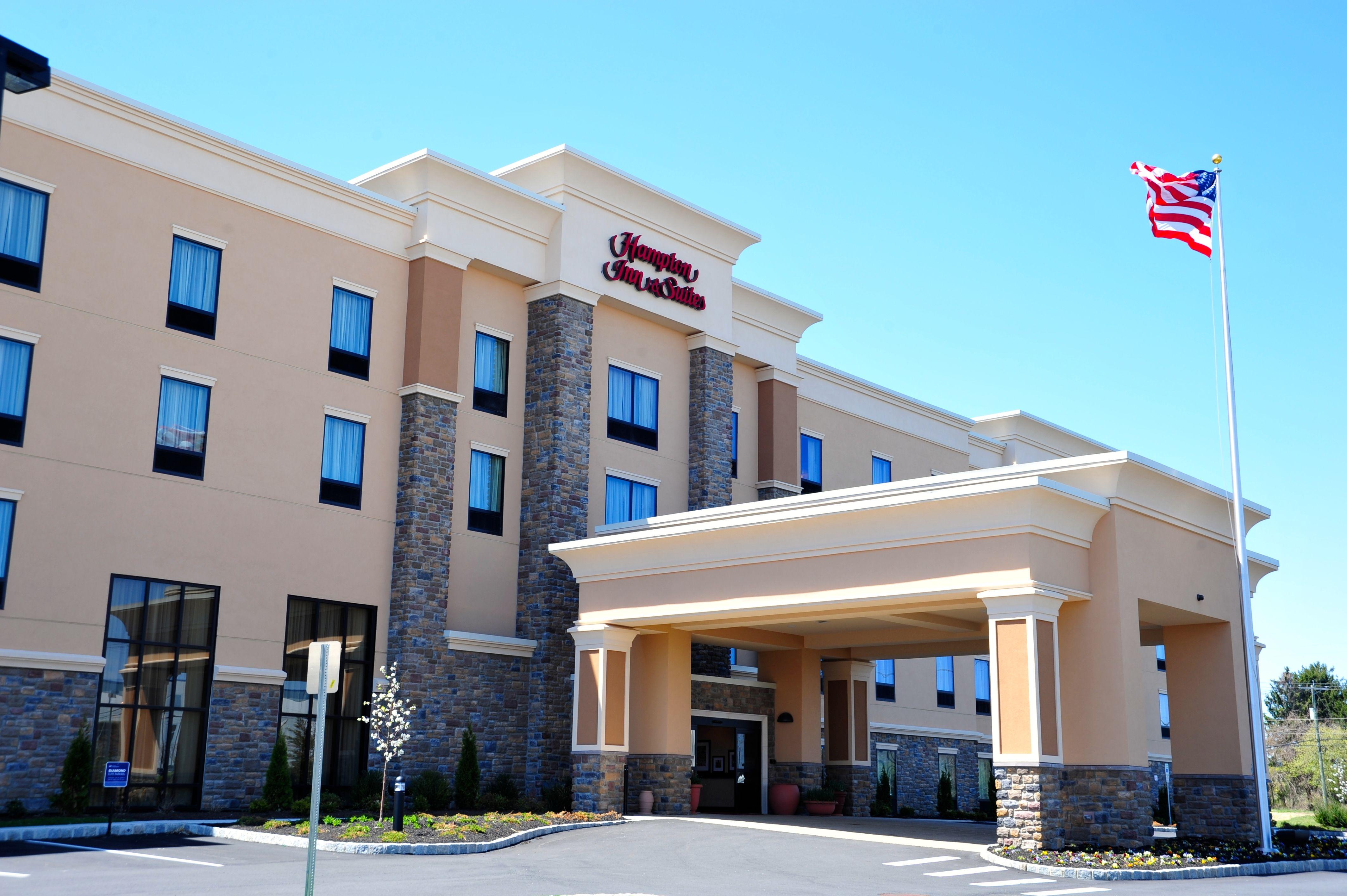 The Hampton Inn Suites Robbinsville Nj