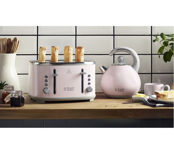 Russell Hobbs Tea Kettle & Toaster Sets