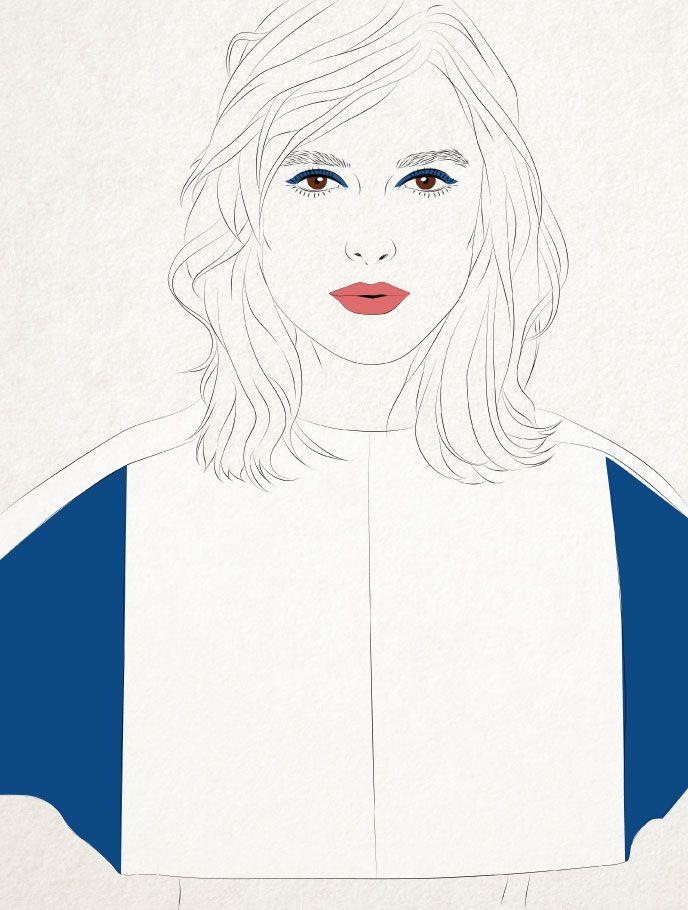 Paula Blanche ilustración