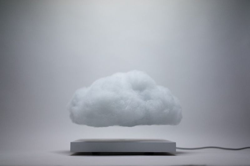 20 Cloud Lamps That Ll Fill Your Home With Flashes And Peals Of Thunder Cloud Lamp Clouds Levitation