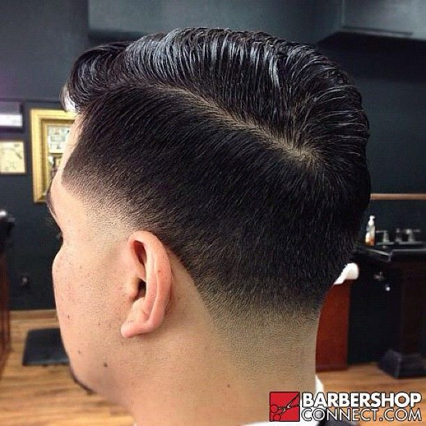 11++ Taper barber shop info
