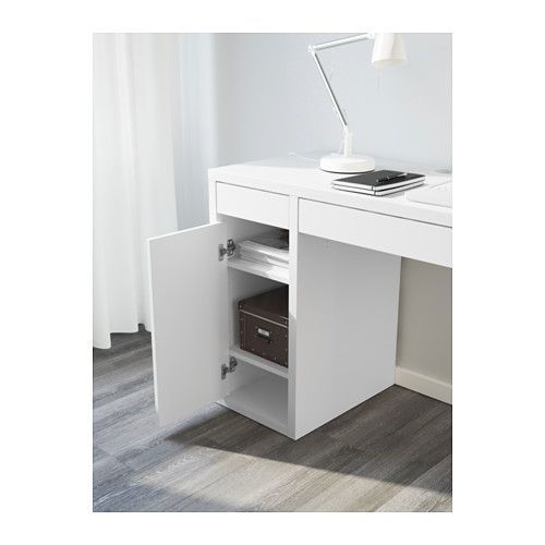 Micke Desk White 41 3 8x19 5 8 Shop Today Ikea In 2020 Micke Desk White Desk Bedroom White Desks