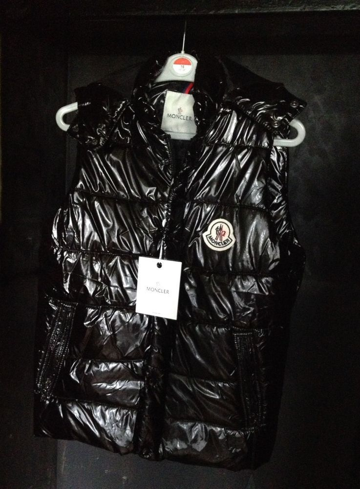ea5bf82ef Moncler Men s Gilet Bodywarmer Size 4 Large Excellent condition W ...