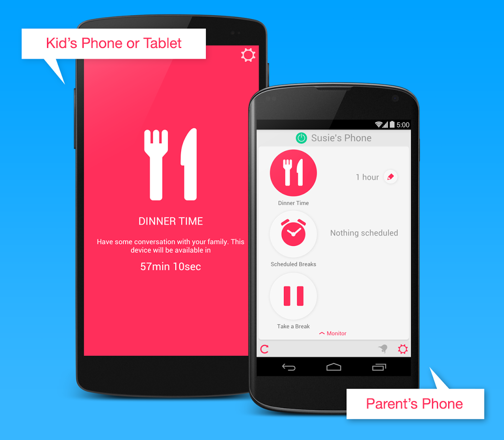 DinnerTime Plus (Parental App) Android Apps on Google