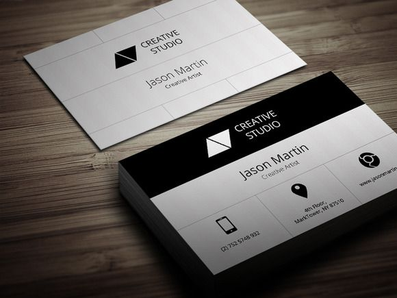 Flat big icons business card business cards icons and stationary check out flat big icons business card by bouncy on creative market colourmoves
