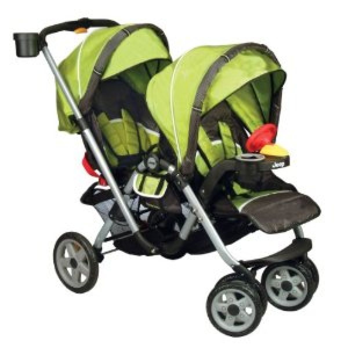 Twin Strollers With Car Seats New Jeep Double Stroller