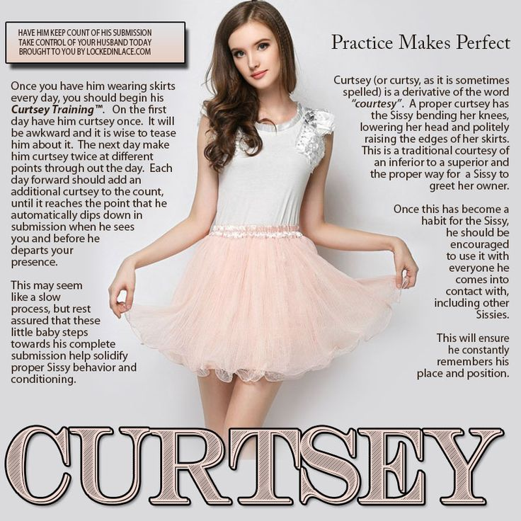 Curtsey Julia You Must Practice If You Want To Be Feminine