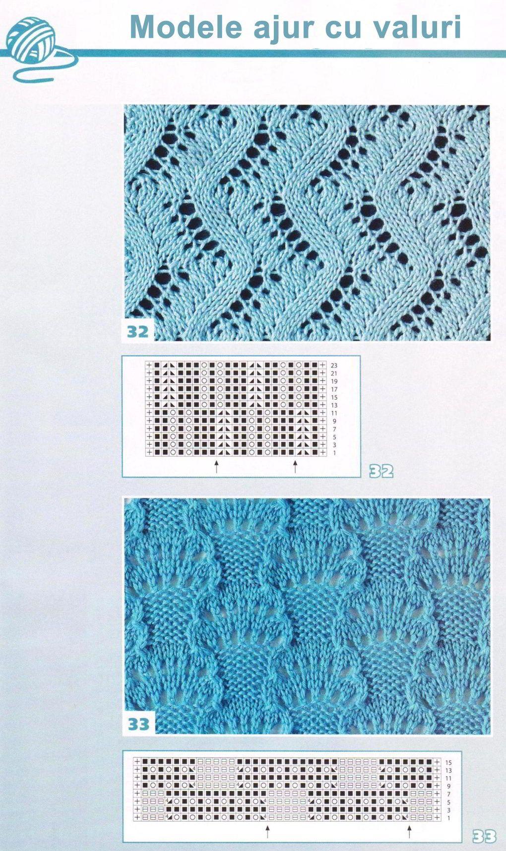 model de tricotat gratuit 18