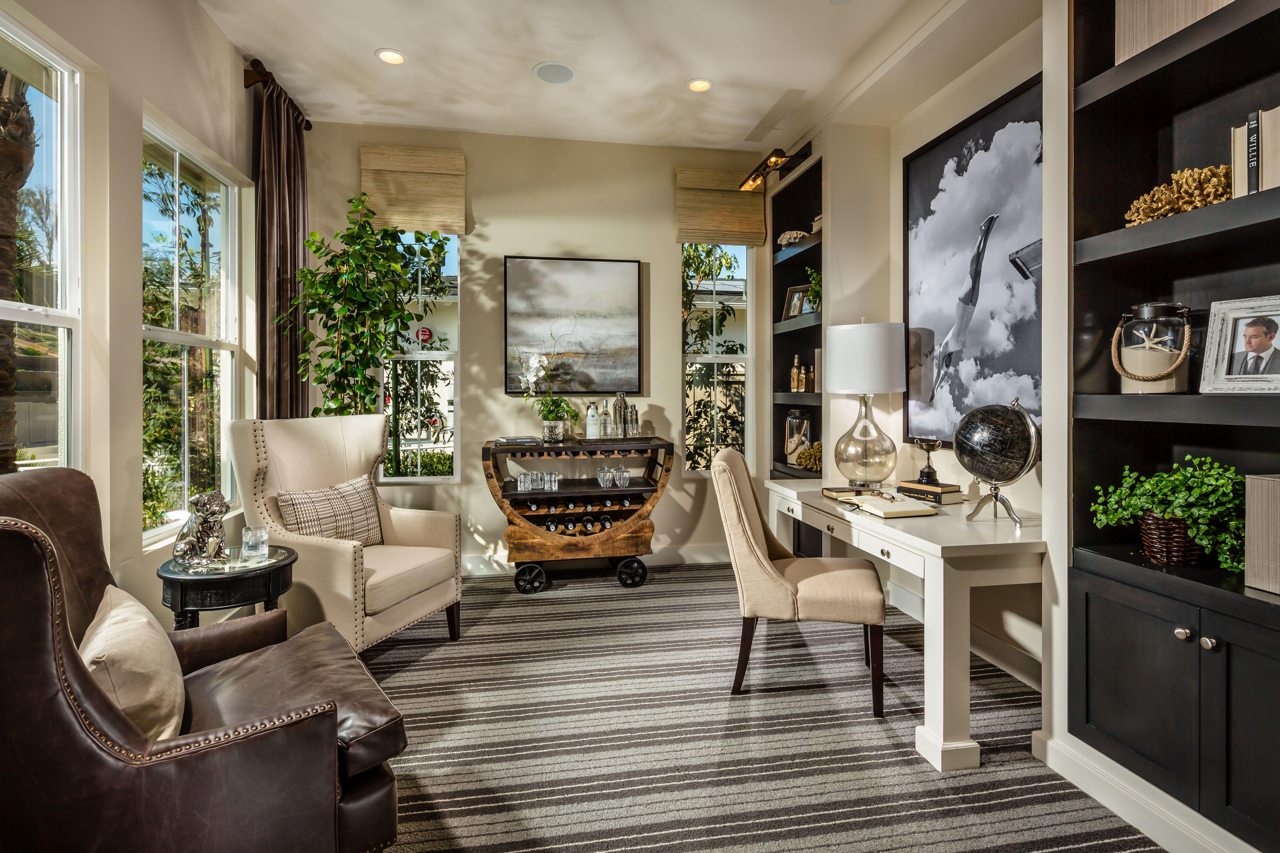 Decorative Living Room 1 Channel Island Plan 6