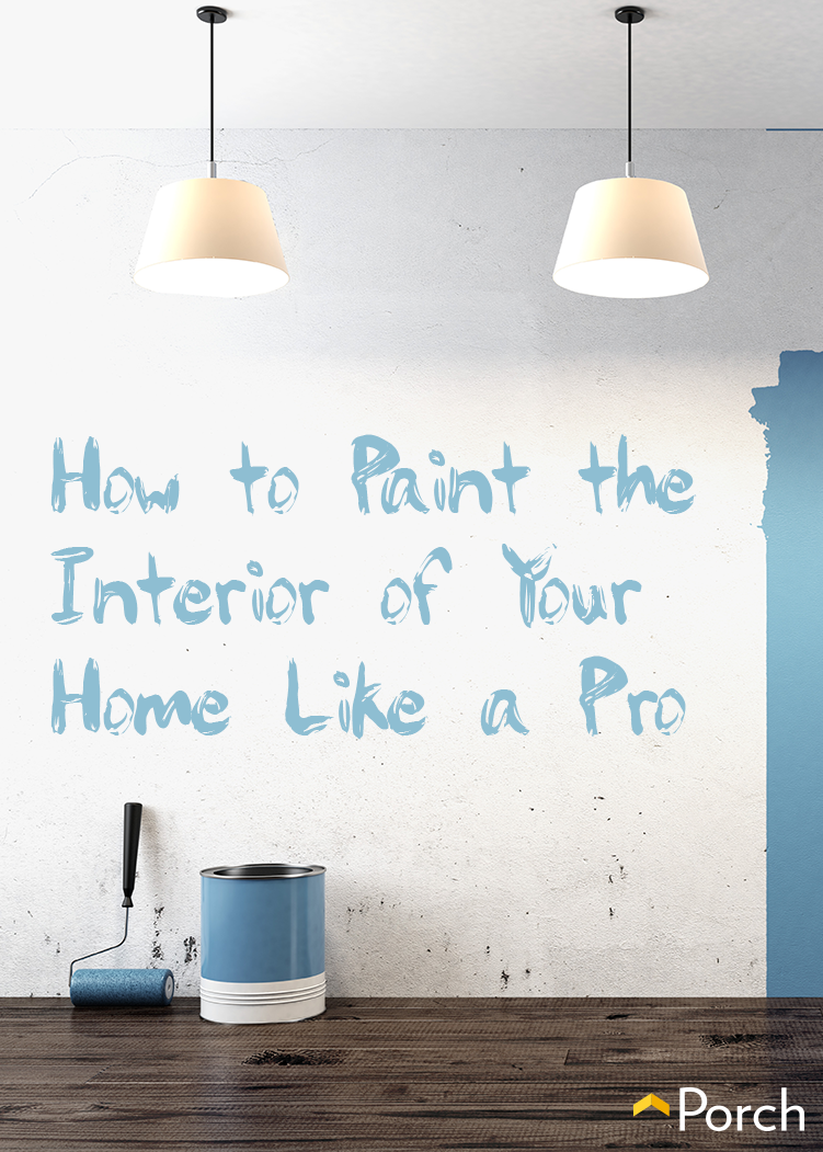 how to paint the interior of your home like a pro homeimprovement