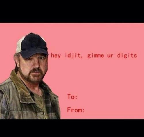 Pix For > Tumblr Valentines Day Cards Supernatural   Valentines ...