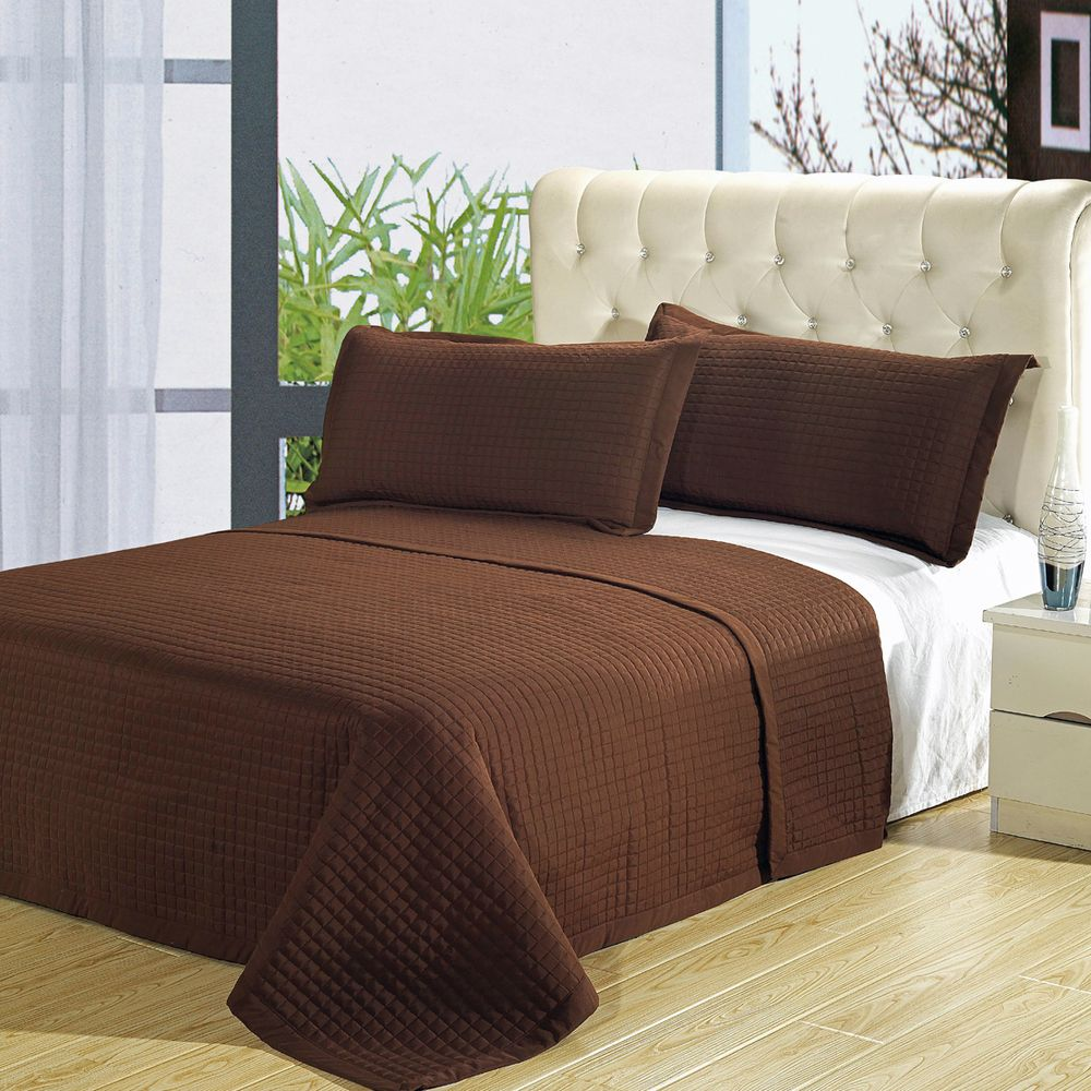 Luxury Chocolate Brown Checkered... 79.99 (With images