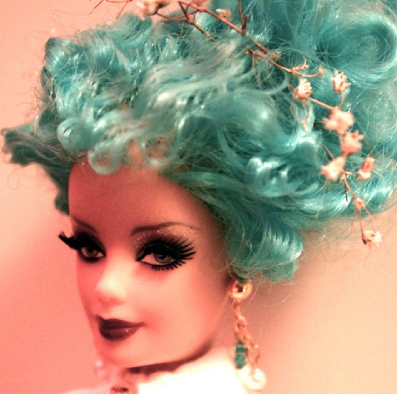 Pin de Fantasy en Dolls   Muñecas barbie, Maquillaje