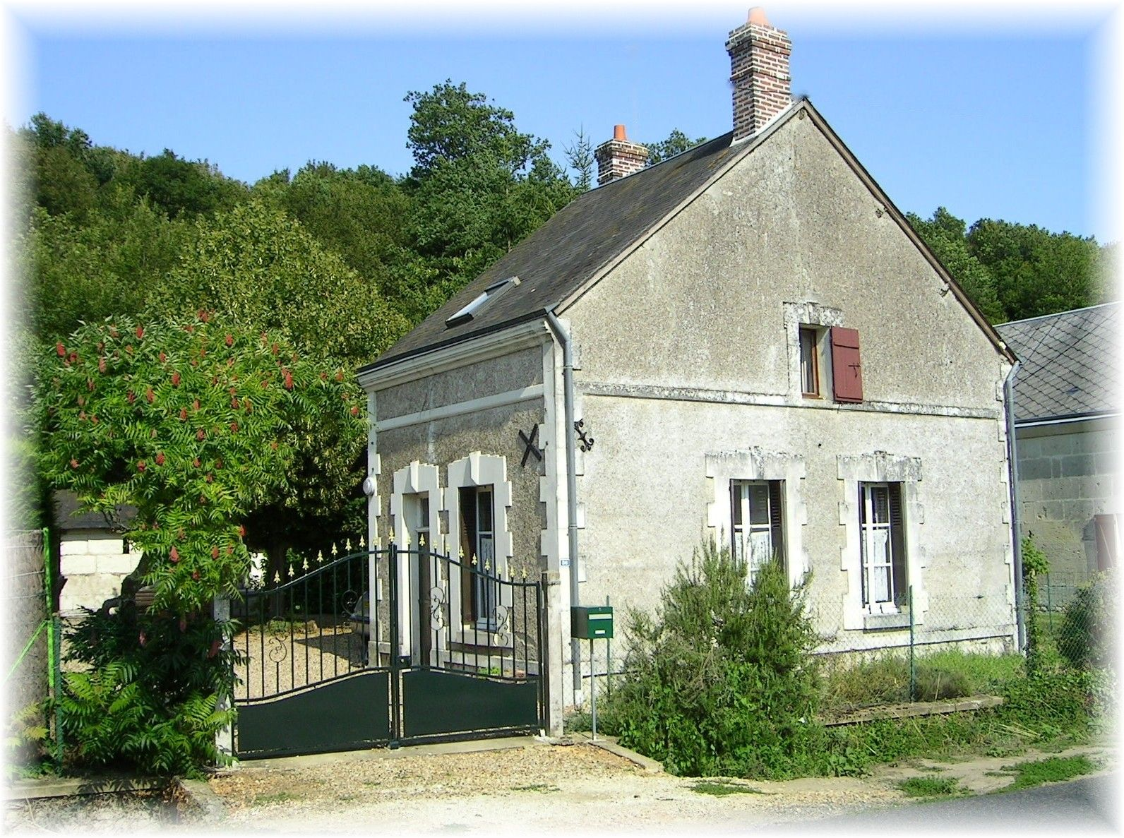 French cottage exterior - Cottage Interiors