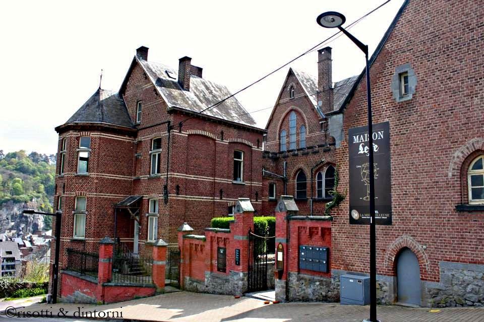 abbaye de leffe, belgio