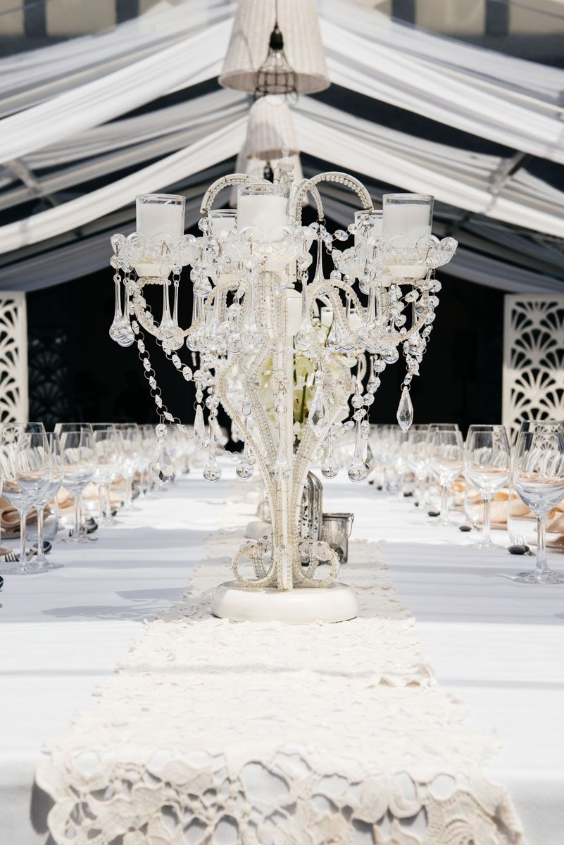Beautiful centrepieces for the perfect wedding | Bridge @ Pier One ...