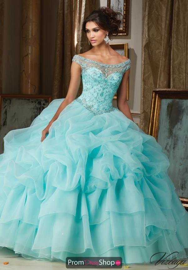 Precio de vestidos de 15 color verde agua