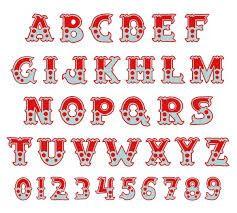 circus font - Google Search