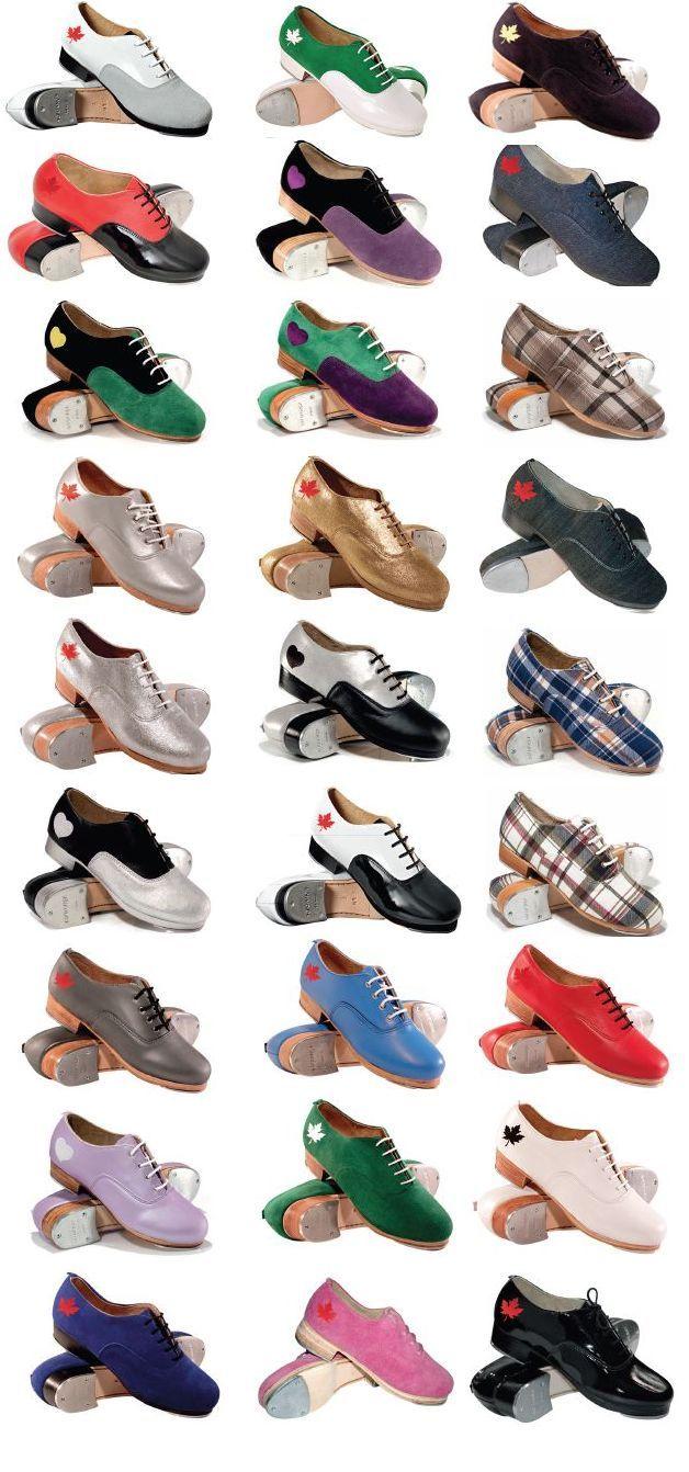 Custom Pro Tap Shoes | Só Dança | Tap