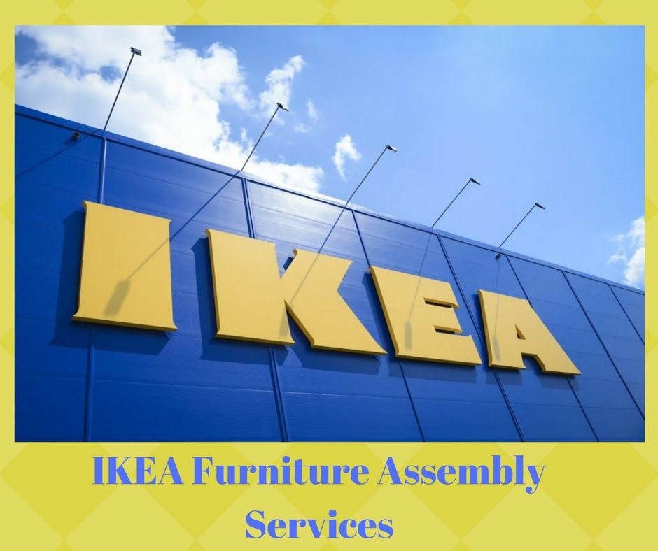 IKEA Furniture Assembly, Pick Up And Delivery In DC, MD And NoVA