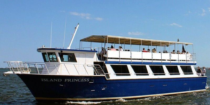 Passeio de Barco pela Biscayne Bay