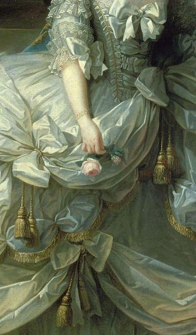 Marie-Antoinette, Vigee Lebrun