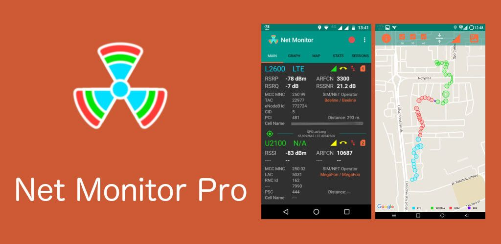 Netmonitor Pro V1 52 Full Unlocked Paid App Download Free Netmonitor Pro V1 52 Full Unlocked Paid App Apk Android For Android 5 1 In 2020 App Dual Sim Network Monitor