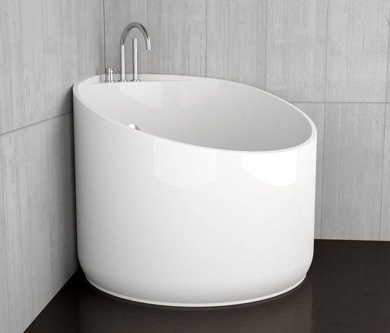 mini badewannen - Google zoeken | Badenovierung | Runde badewanne ...