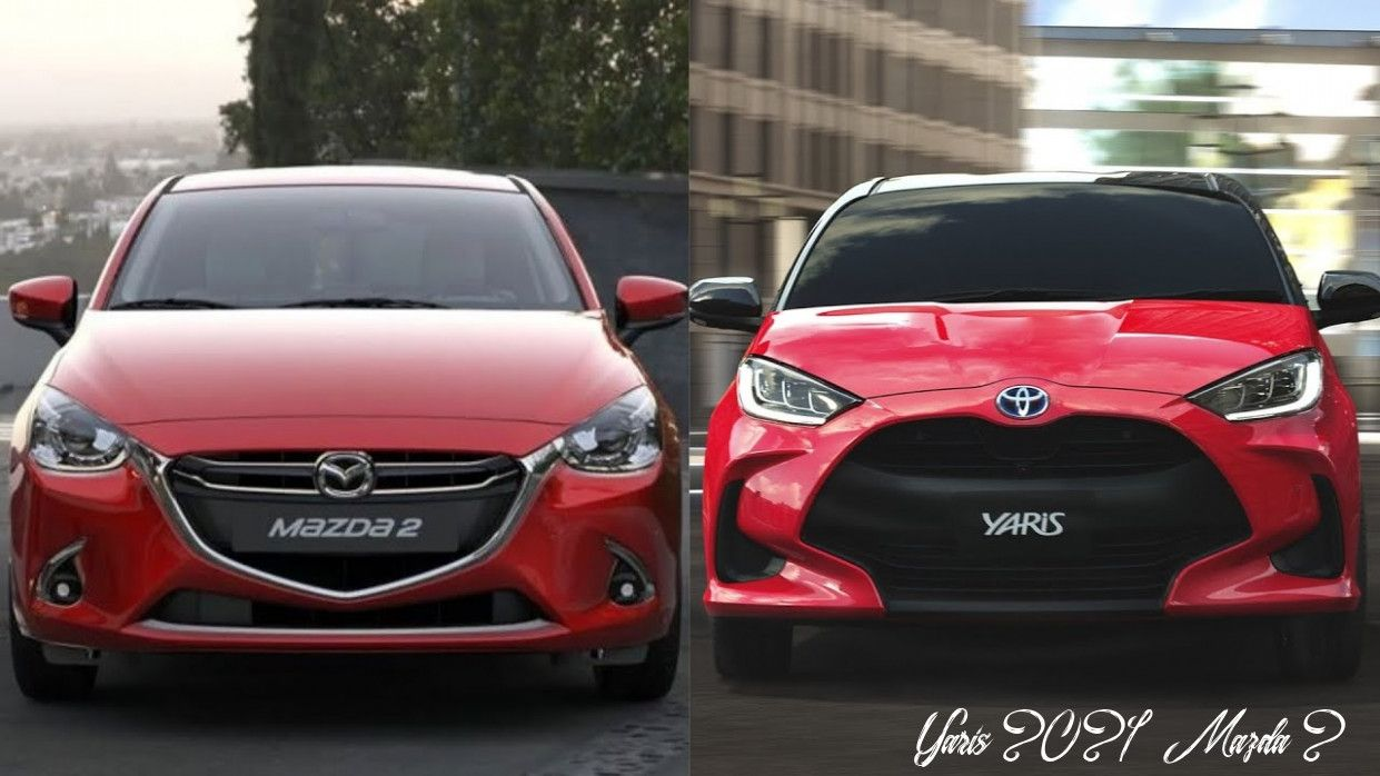 Photos 2021 Yaris Mazda
