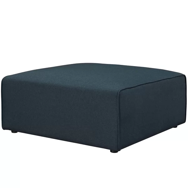 Worthley Cocktail Ottoman Fabric Ottoman Furniture Living Room