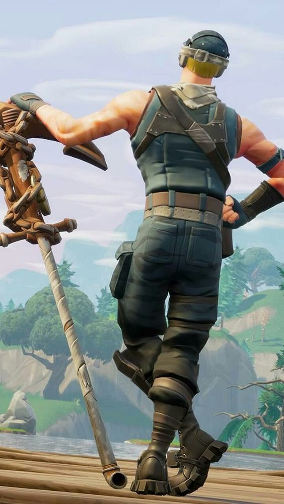 Fortnite Battle Royale System Requirements for PC(Mac