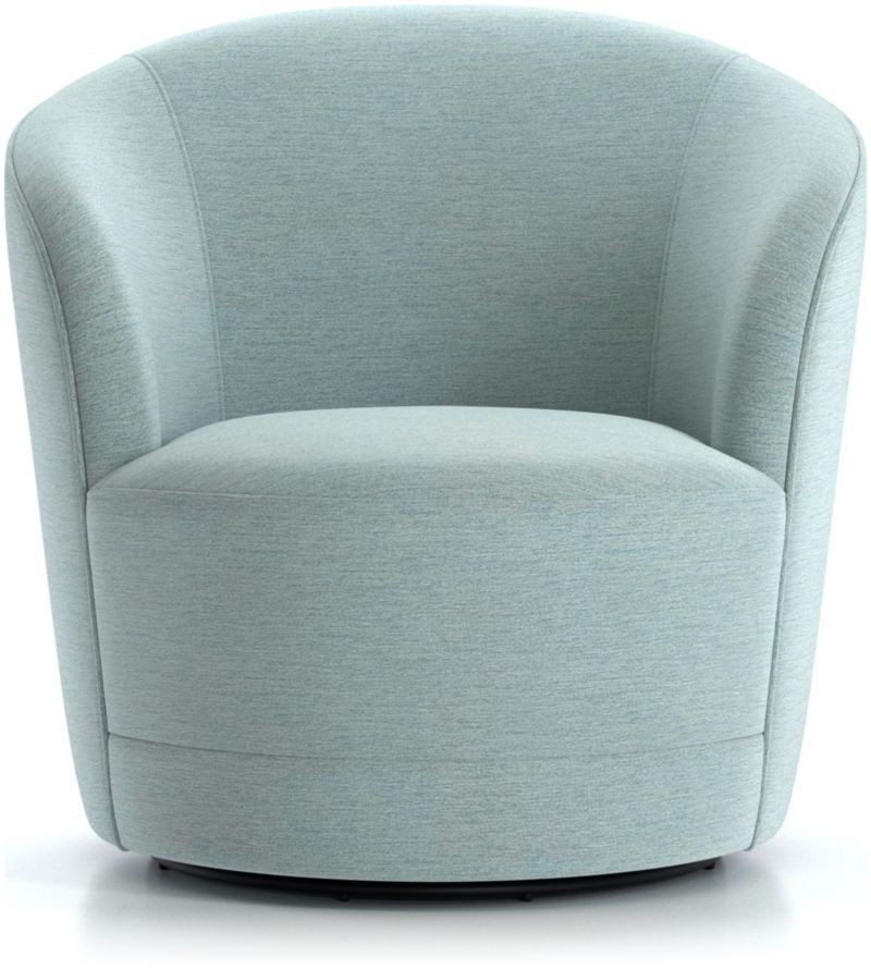 Infiniti swivel chair crate and barrel with images