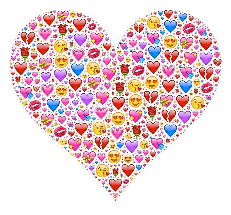 Every Single Heart Emoji, Ranked