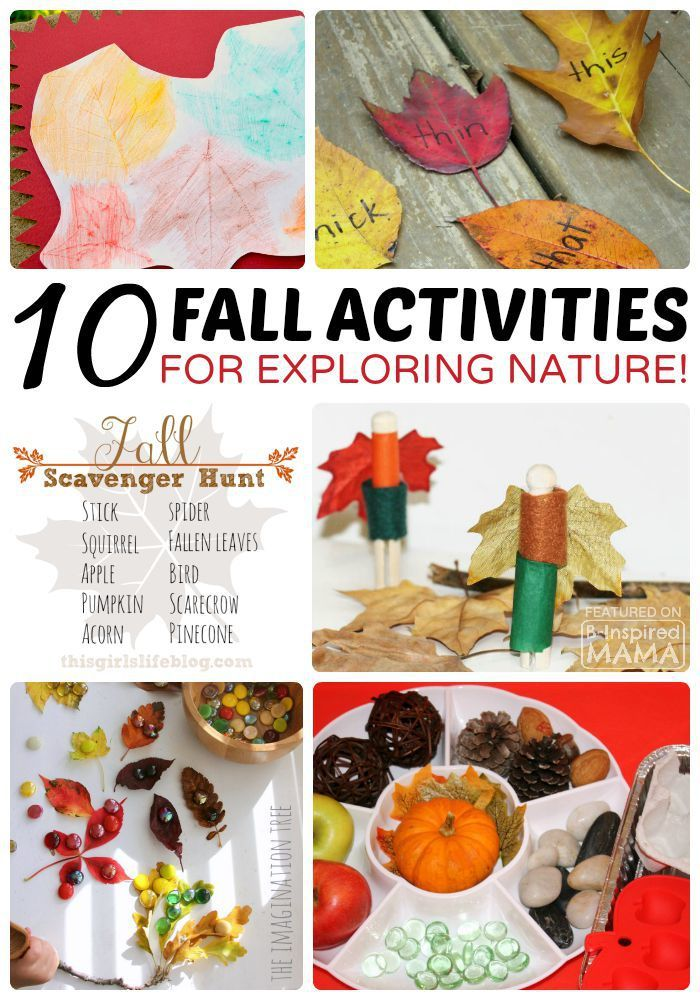 10 fall kids activities for exploring nature autumn. Black Bedroom Furniture Sets. Home Design Ideas