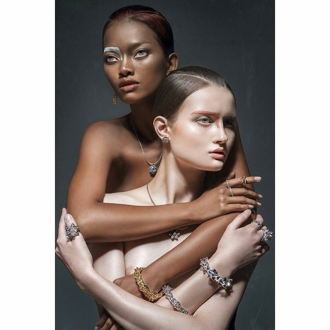 #photo from @davidterrazas_photo -  John Brevard campaign 2016 collection davidterrazas_photo #blackandwhite #jewellery