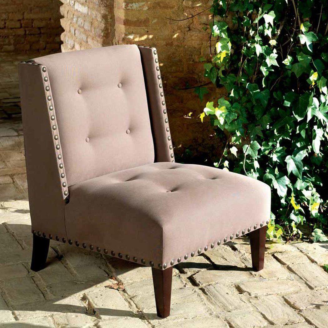 Butaca descalzadora cl sica caen furniture pinterest butacas clasicos y - Butacas individuales ...