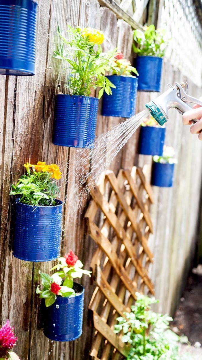 20 atemberaubende Ideen für Gartenzäune   Garten   ZENIDEEN ...