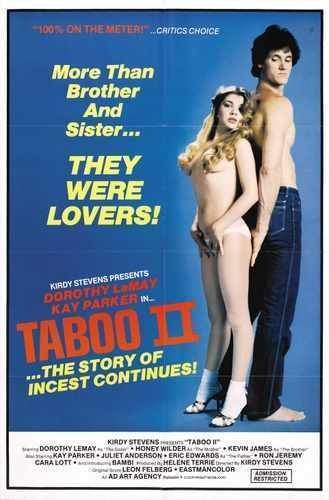 Golden age of porn and taboo films