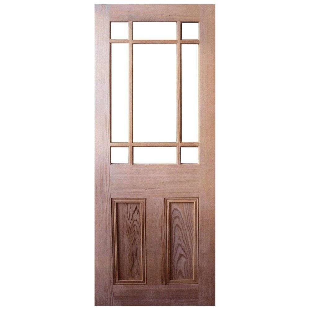 LPD Doors Nostalgia Victorian Style Downham Pitch Pine Interior/Internal  Door