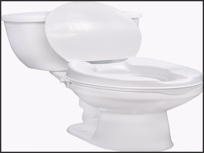 Toilet Riser Get Organized Handicap Toilet Handicap Bathroom Disabled Bathroom