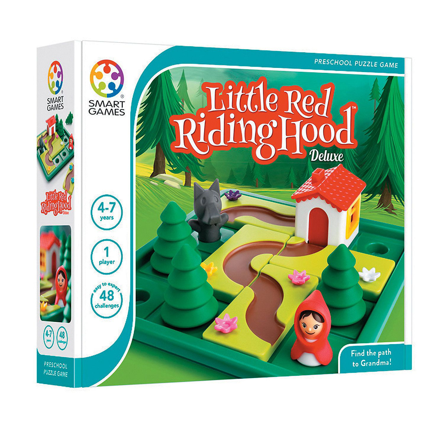 Little Red Riding Hood Puzzle Mindware