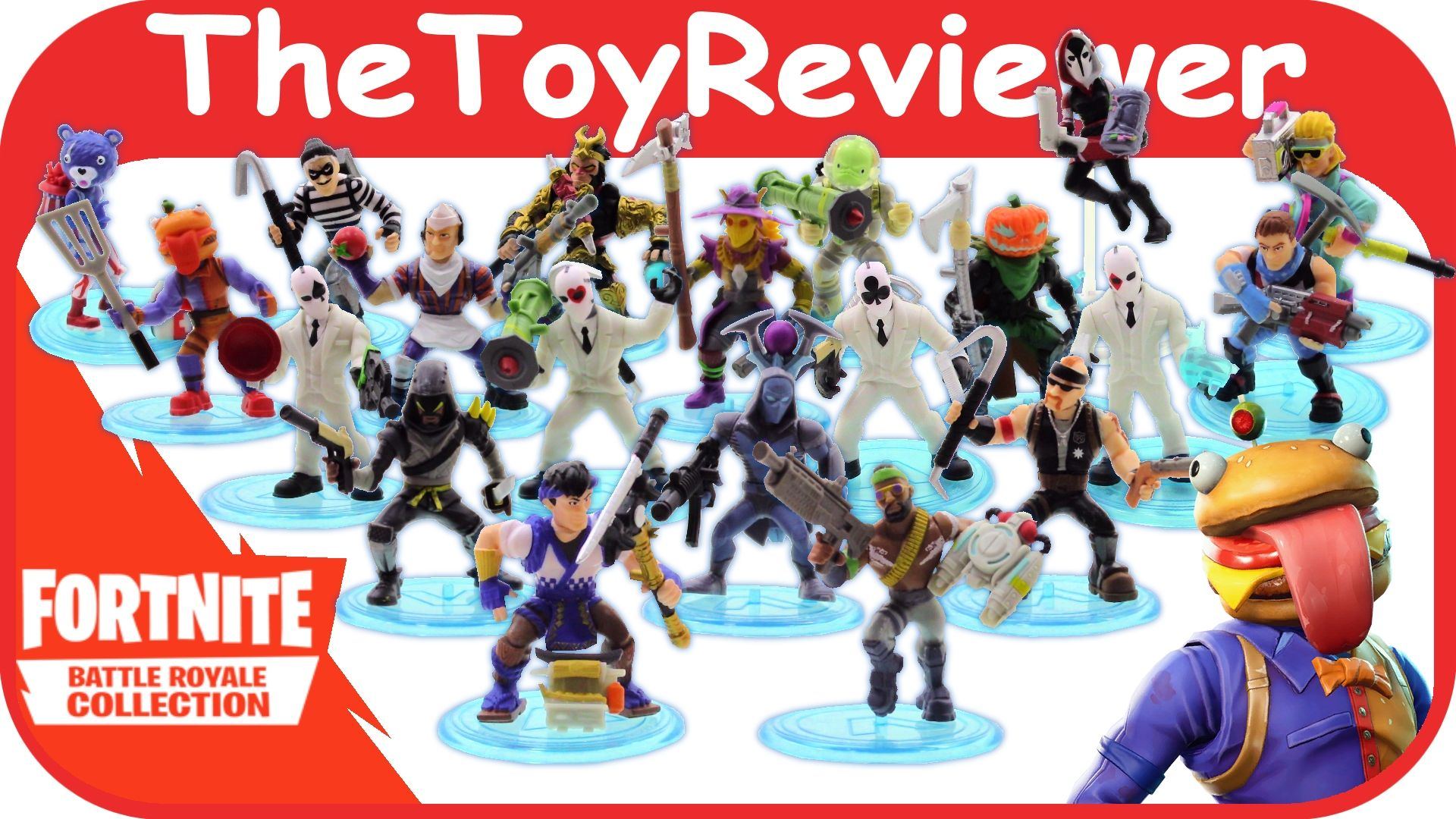 Fortnite Battle Royale Collection Rarest Toy Pin On Thetoyreviewer Videos