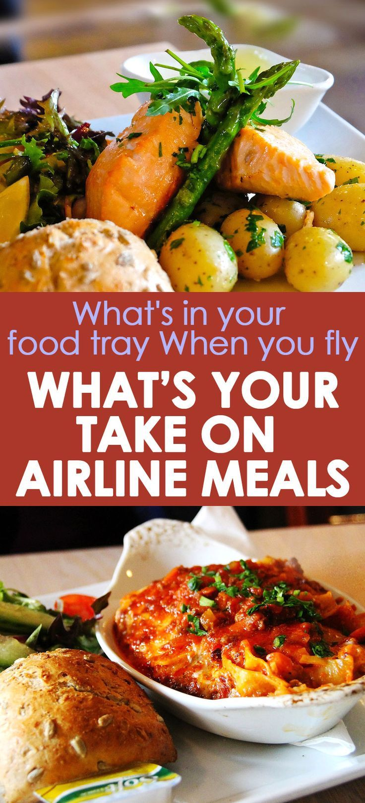 12 Things You Probably Don T Know About Airline Meals Airline Food Food Meals