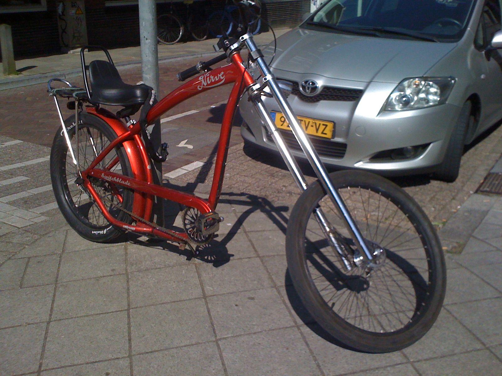 Chopper Nirve Switchblade Bikes T Bike