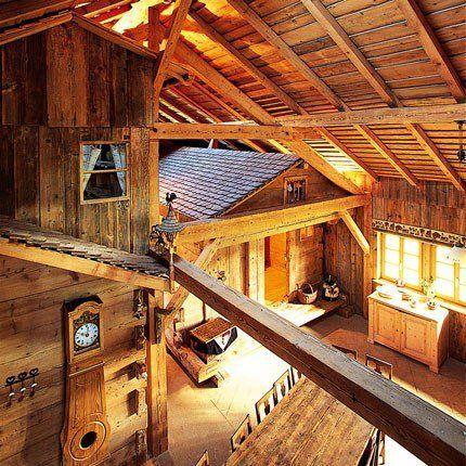 Les Greniers Du Meix Lagor Doubs Lofts