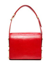Want this Michael Kors Moffit Boxy Pebbled Shoulder Bag