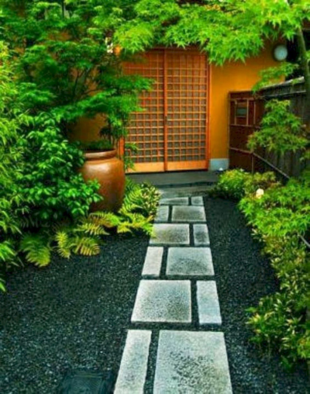 80 Wonderful Side Yard And Backyard Japanese Garden Design Ideas